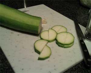 green zucchini recipe