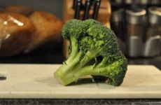 Broccoli is noted for its cancer preventing properties.