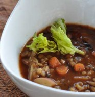 Crockpot Lentil Soup